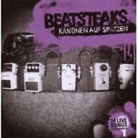 "BEATSTEAKS ""KANONEN AUF SPATZEN 14 LIVE SONGS"" CD NEU"