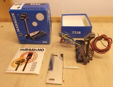 Märklin H0 7238 SIGNAL lumineux état neuf en emballage d'origine