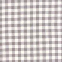 Moda Fabric Homegrown Linen Gingham Plaid Distressed Whitewash - Per 1/4 Metre