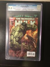 Incredible Hulk 100B CGC 9.8 Planet Hulk / Ragnarok Thor Michael Turner Greg Pak