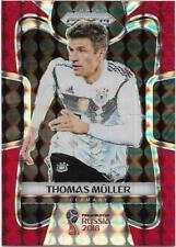 2018 Panini FIFA World Cup Red Mosaic Prizm (97) Thomas MULLER Germany
