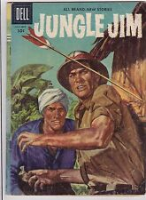 Jungle Jim #9 GD 2.0 1956 Dell See My Store