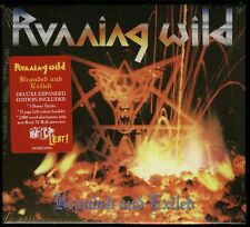 Running Wild Branded And Exiled Deluxe Expanded Edition CD new