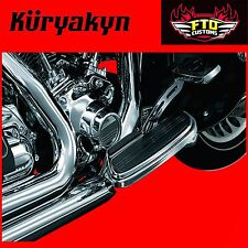 Kuryakyn Floorboard Exhaust Boot Guards For Touring, Softail & Dyna 7544