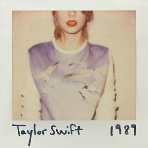 TAYLOR SWIFT - 1989 - 2 LP VINYL NEW ALBUM - Shake It Off, Black Space
