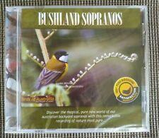 CD Music Relaxation Meditation Hypnotic Spiritual Bushland Soprano's Bird Songs