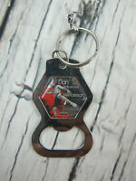 Dan Hollywood Henderson MMA Beer Bottle Opener Key Chain Cage Fighter UFC CF