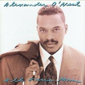 Alexander O'Neal All true man (1991) [CD]