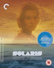 SOLARIS di Andrei Tarkovsky BLURAY in Russo (2017) NEW .cp