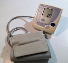Blood Pressure Monitor Automatic Digital Omron HEM-712C  Battery Operated Adult