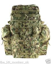 Kombat BTP 38 Ltr NI Patrol pack / daysack / Rucksack compliments MTP / Multicam