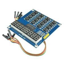 Digital TM1638 8 Bits LED Keyboard Scan And Display Module Digital Tube