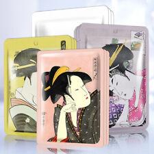 MITOMO Type H [JP UKIYOE trial set 12 sheets] Beautiful Skin Face pack