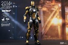 """Hot Toys 2014 Iron Man 3 PYTHON Mark XX MK20 Exclusive MMS248  """"New"""""""