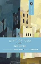 City of God (Image Classics) by Edmund O. P. Augustine Paperback Book The Fast
