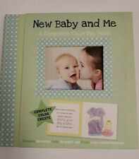 C • R • Gibson New Baby And Me, A Keepsake Coloring Book To Create, Brand New!