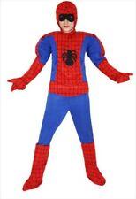 Costume Uomo Ragno Spiderman abito vestito di  Carnevale  Bambino tg 6/13 anni