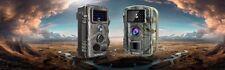 Premium Wildlife Game Hunting Camera 16MP 1080HD Motion Activated Sensor + 32GB