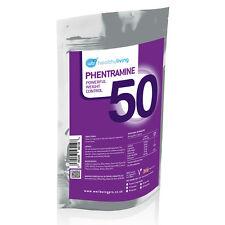 Phentramine 50mg - High Strength Fat Burner Weight Loss Slimming Pills Capsules
