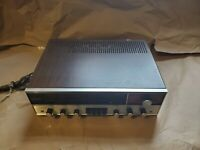 Kenwood KR-77 Vintage Stereo Tuner Amplifier, works well!