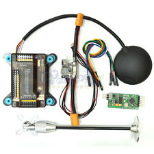 APM 2.8 & NEO-6M GPS & Power Module & Shock Absorber & MinimOSD & GPS Stand