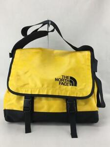 THE NORTH FACE Messenger Ylw V551035    Pvc  Yellow Shoulder Bag From Japan