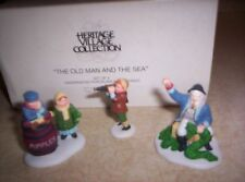 Dept 56 New England Village The Old Man and The Sea #56553