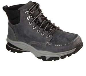 Skechers Men's Ralcon Top Point [ Grey ] Boots - 204207-GRY