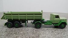 Wiking 1:87 H0  067703 Hinterkipper Sattelzug Magirus Saturn  8/17 NEU in OVP