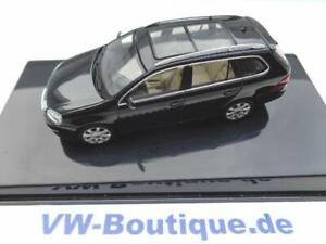 Volkswagen VW Golf 5 Variante Autoart IN 1:43 Noir Neuf 1K9.099.300.C9X