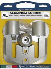 Tecnoseal Aluminium Anode Kit Mercury Mercruiser Bravo 3 / III 2004 - New VS10