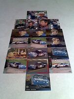 *****Lake Speed*****  Lot of 19 cards.....17 DIFFERENT / Auto Racing