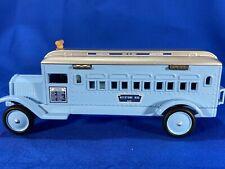 Hallmark Kiddie Cars 1932 Keystone Coast-to-Coast Bus, Qhg6320 Diecast - New