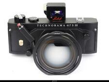 Linhof Technorama 617S III Lens Schneider  Super Angulon 5,6/72mm XL 115°  Mint
