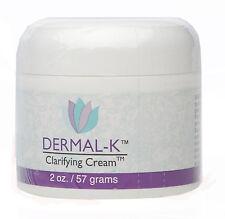 Dermal K Clarifying Cream Vitamin K Base Anti Aging Cream Spider Vein Cream 4oz