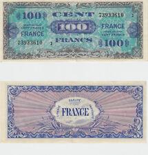 Billet du Trésor 100 FRANCS (France) Série 2  4 Juin 1945 Billet N°73933610