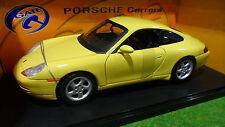 PORSCHE 911 996 Carrera Coupé Jaune au 1/18 GATE 01044 voiture miniature