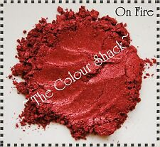 The Colour Shack® Soaper's Delight:Cosmetic Grade Mica For Nails/Soap Making