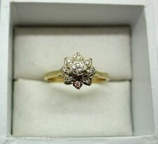 Diamond Vintage Fine Rings (Unknown Period)