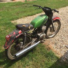 yamaha motorbike barn find
