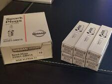 NISSAN INFINITI OEM SET OF 6 NISSAN 22401-5M015 NGK  PLFR5A11 SPARK PLUGS