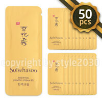 [Sulwhasoo] Essential Firming Cream EX 1ml x 50pcs (50ml) Amore Pacific Sample