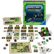 Ravensburger Minecraft Builders & Biomes Game - 261321