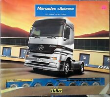Heller Mercedes-Benz Actros, 1/24, NOS in Factory Sealed Box
