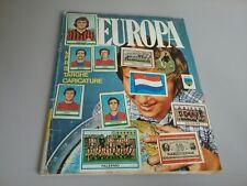 ALBUM FIGURINE  EUROPA EDITRICE EDILRAF ANNI 70 , DA RECUPERO FIGURINE