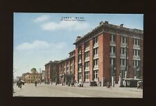 Japan YOKOHAMA Silk Inspection Office c1920/30s? PPC