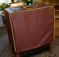 Vinyl Cover fits Fender Champ or Bronco Tweed Amps. Full Trim + Choice of Colors