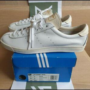 adidas Lacombe SPZL UK9.5 | US 10 | EU 44 | White/Chalk  DA8786 BNWT