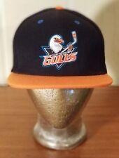 NHL ANAHEIM MIGHTY DUCKS NIGHT HONDA SIXTH MAN BLACK/ORANGE SNAPBACK HAT CAP