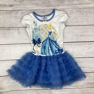 Toddler Disney Cinderella tutu dress size 2 - 4.